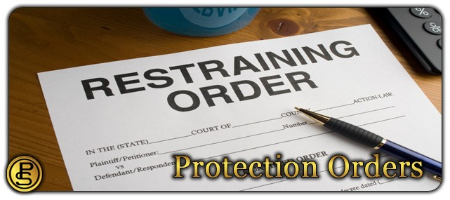 how to go about a restraining order