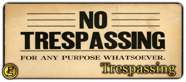 Criminal trespassing laws in pa about dating 8