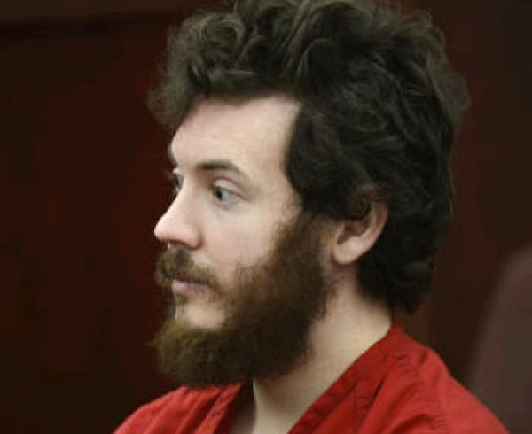 James Holmes facing possible death penalty in court in Aurora Colorado
