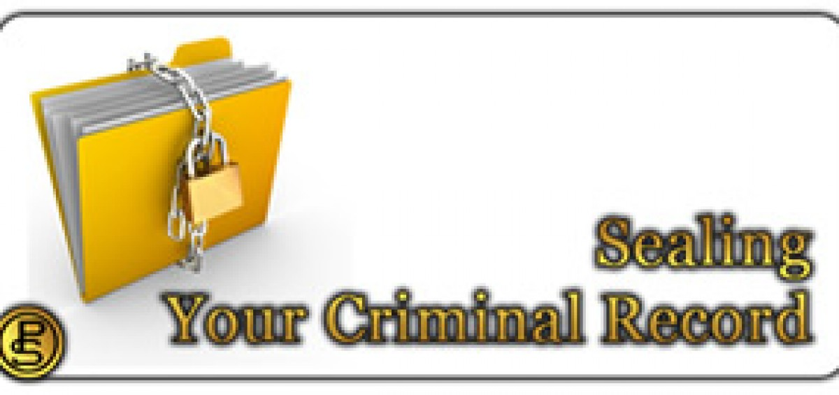 Sealing Criminal Records image