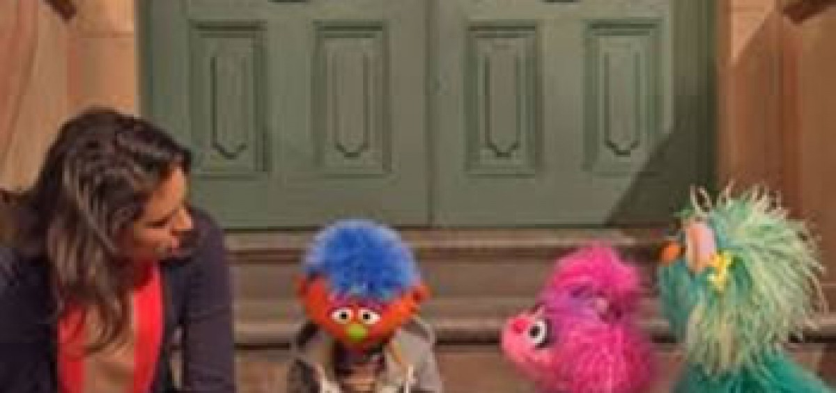 Sesame Street - Parent in Prison