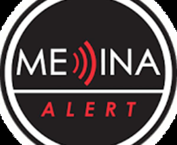 Medina Alert Campaign