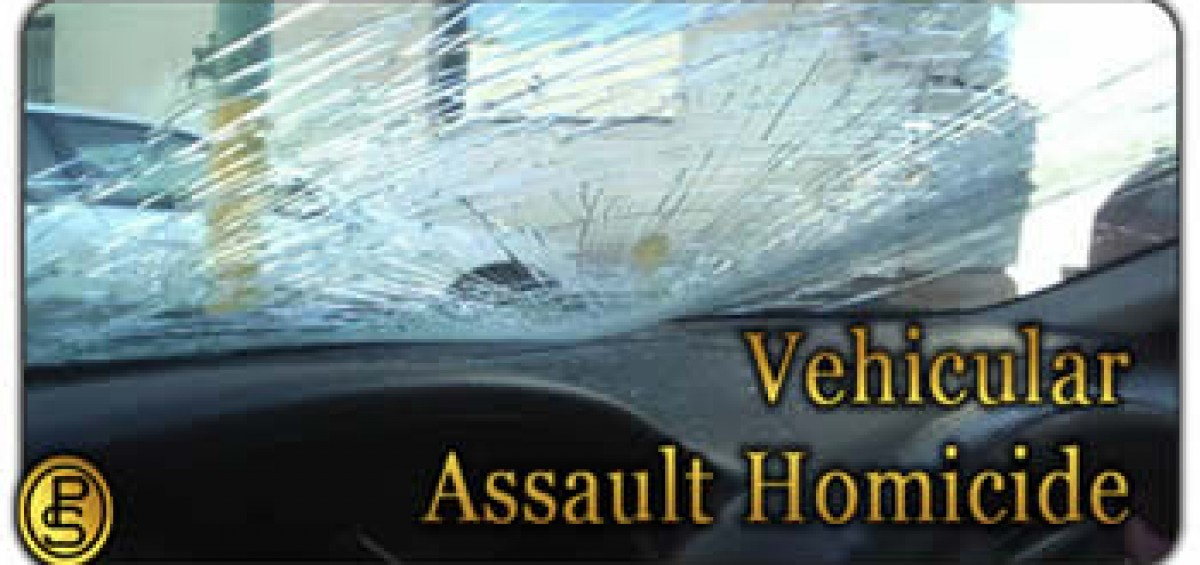 Vehicular assault and homicide image